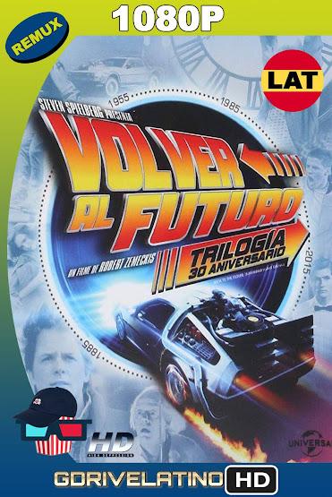 Volver al Futuro [Trilogía] BDRemux 1080p Latino-Ingles MKV
