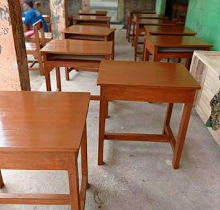 Meja sekolah kayu semarang
