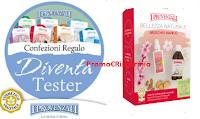 Logo I Provenzali: diventa una delle 50 tester delle confezioni regalo