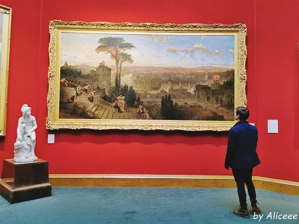 Galeria-de-arta-Nationala-atractie-turistica-Edinburgh