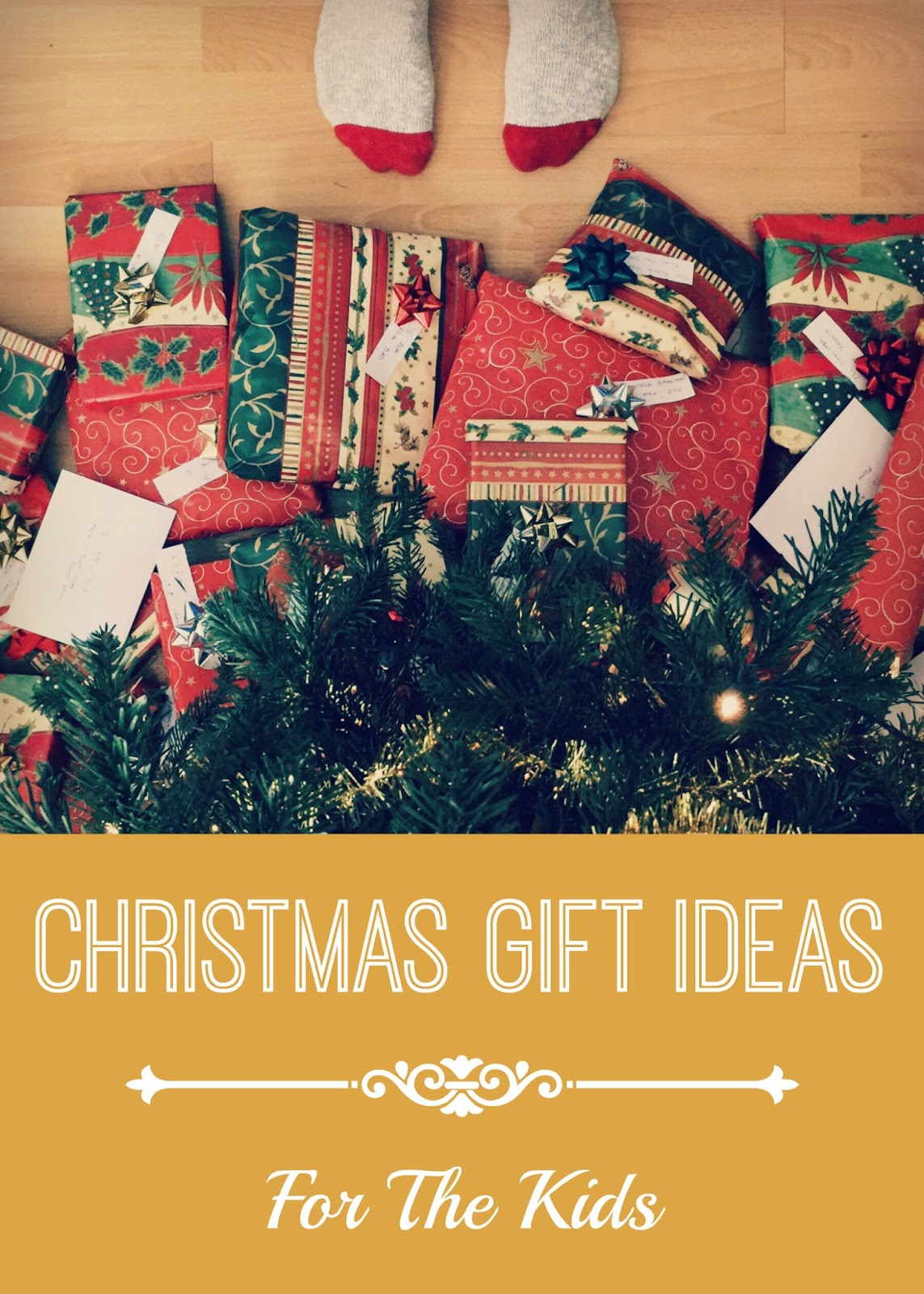Christmas gift ideas for the kids