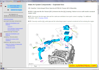 ford mechanical maintenance