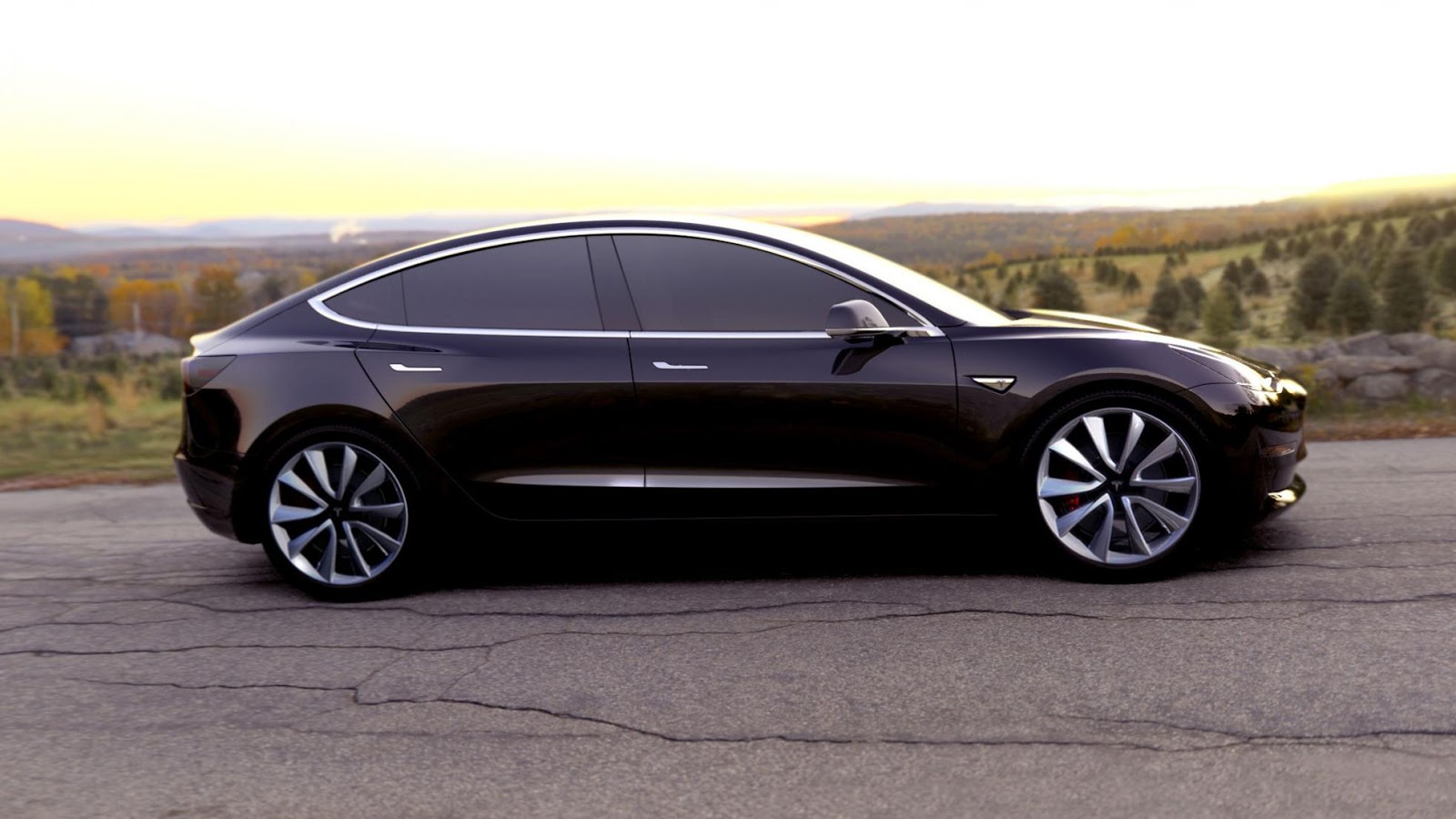 Model 3 sẽ là dòng xe mới của Tesla