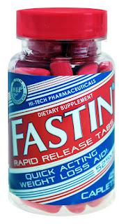 fastin rapid release tabs