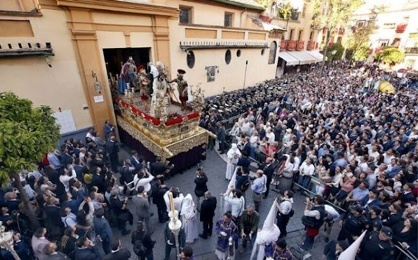 Las figuras secundarias de la Amargura estarán en la exposición de los misterios de la Semana Santa de Sevilla