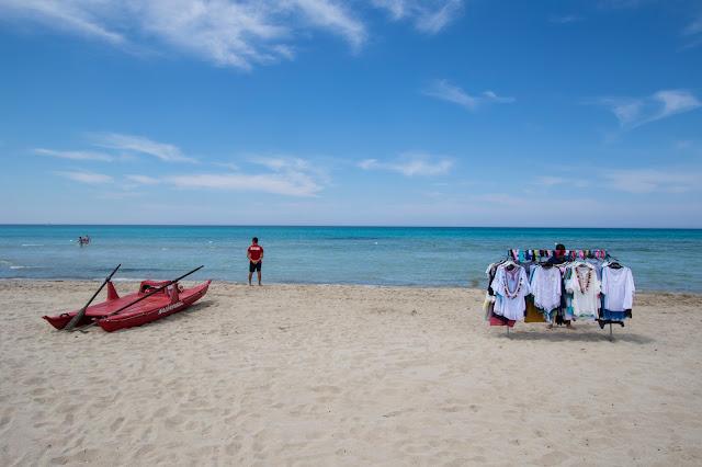 Spiaggia e mare-Vivosa Apulia resort