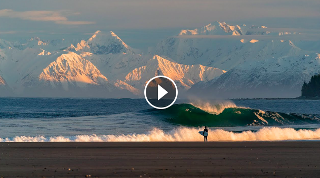 Why Alaska Might Be Surfing s Greatest Frontier