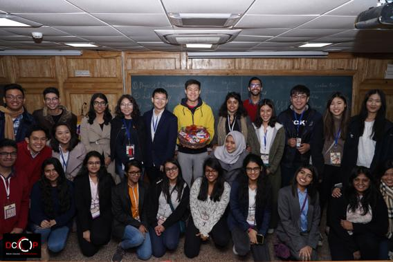 The 33rd East Asian Medical Students' Conference held at Maulana Azad Medical College in 2020 was a resounding success