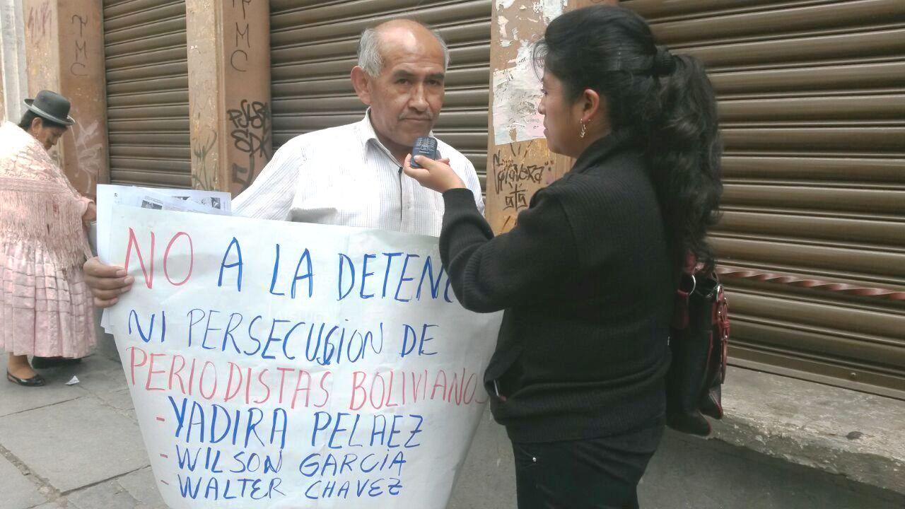 Ramos sigue de cerca los casos de acoso a periodistas que trabajaron en el canal estatal / RADIO LIDER