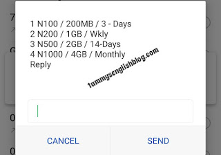 Airtel Special Data Offer: Get 1GB for N200 and 2GB for N500