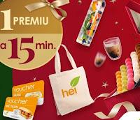 Castiga 1 premiu la fiecare 15 minute - concurs - rompetrol - hei - iarna - cadou - voucher - castiga.net
