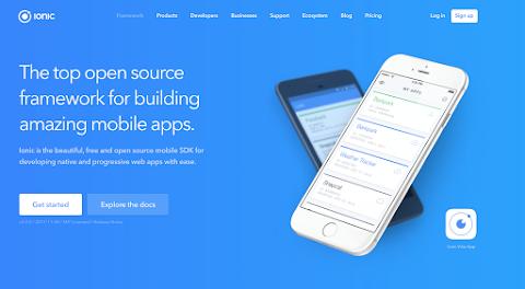 Mengenal Ionic Framework - Building Hybrid App