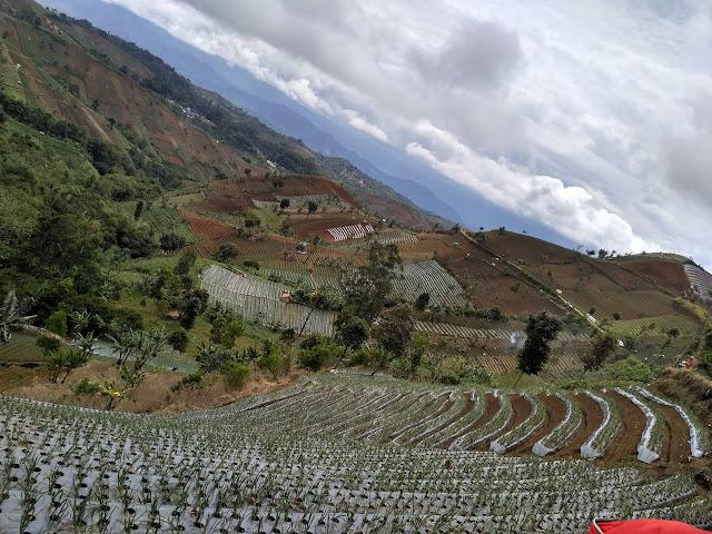 Acara Tadabur Alam PMR MA Nurul Huda Ke Apuy Kaki Gunung Ciremai
