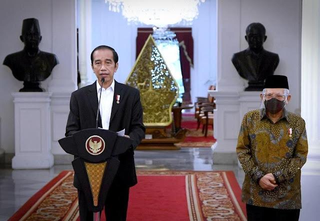 Indonesia Resmi Resesi, Istana: Negara Lain Lebih Buruk