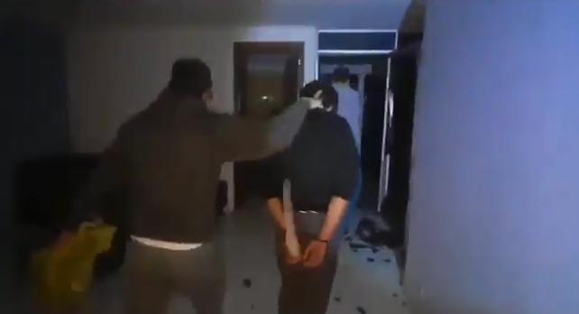 Video asi enfrentaron a secuestradores y liberaron a víctima Policías Ministeriales en San Mateo Atenco; hay tres detenidos