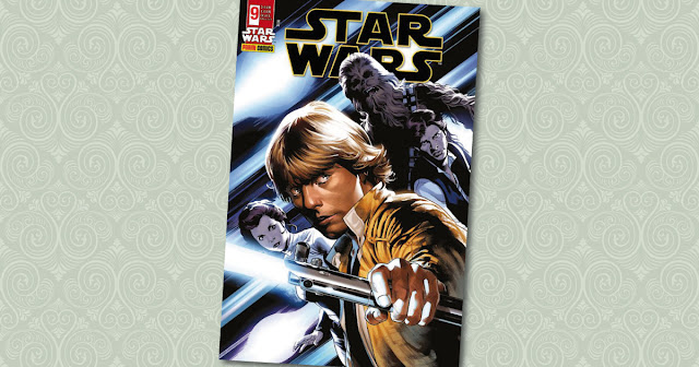 Star Wars 9 Panini Cover