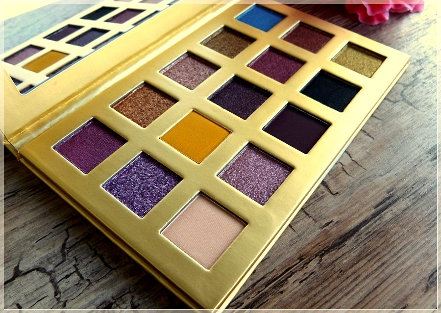 essence Disney Palette fly the magic carpet Review
