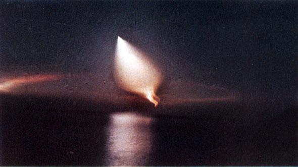 Novedades: OVNI-Misil 05-03-79