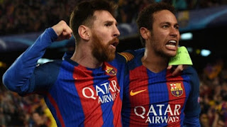 MESSI I Don't Think Barcelona Did Everything Possible To Bring Neymar Back