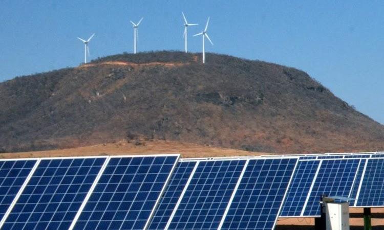 Bahia é destaque com alto poder das energias renováveis