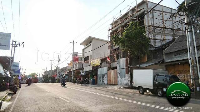 Ruko 3 Lantai dekat Malioboro Jogja
