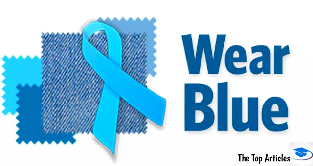 Men's health month, june #MensHealthMonth #ShowUsYourBlue #WearBlueForMen #WearBlue4Men
