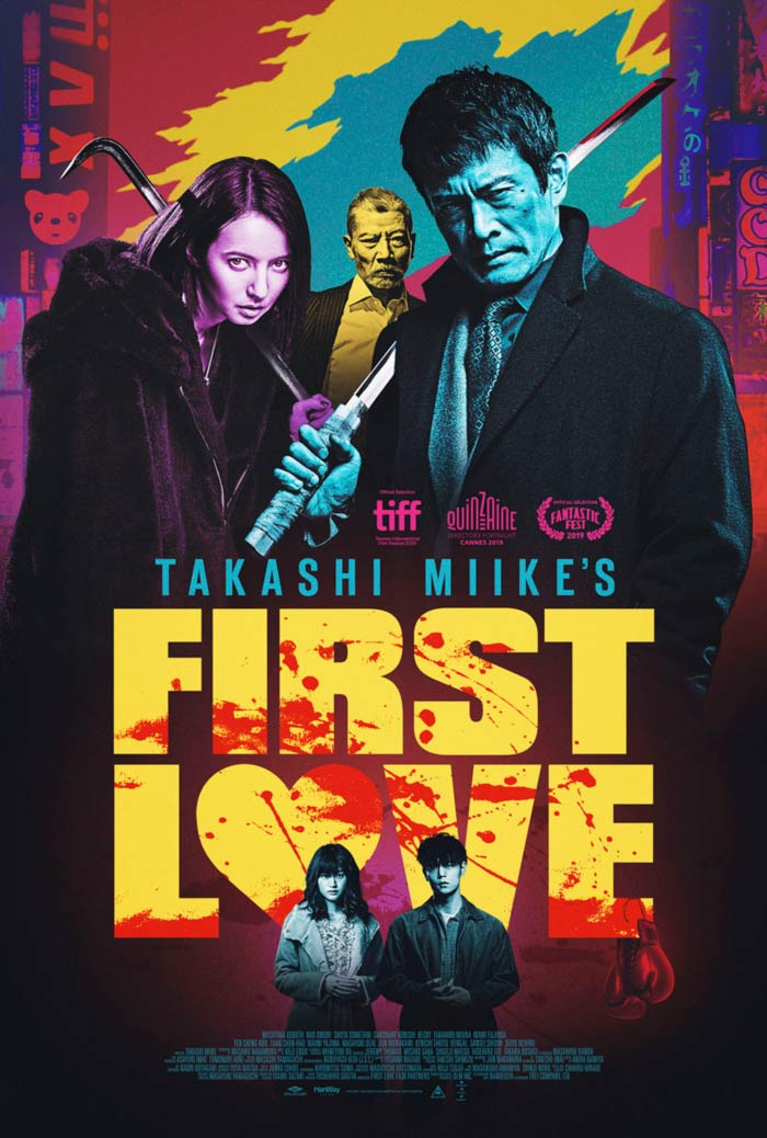 First Love (Hatsukoi) - Takashi Miike