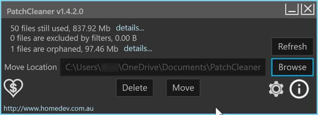 هل يمكن حذف الملفات من مجلد تثبيت النظام Windows \ Installer في ويندوز 10 ؟
