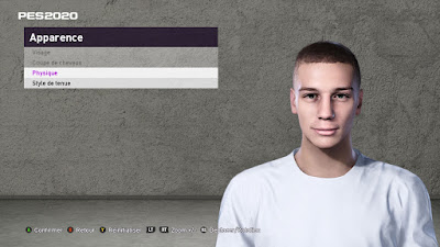 PES 2020 Faces  Valentin Antov by TiiToo