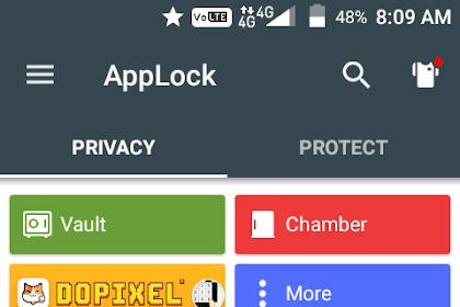 Cara Menghilangkan Applock by Domobile dari Homescreen