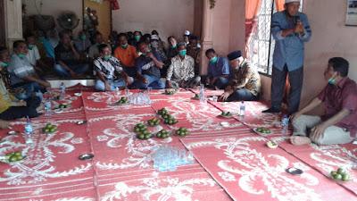 Masyarakat di 4 Kejorongan di Nagari Rabi Jonggot, Yakin Yulianto Titipan Bupati Pasbar Alm H. Syahiran