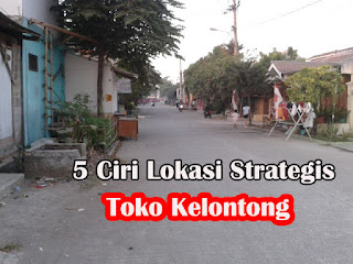 Lokasi Strategis