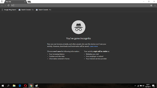 Image result for Incognito window pada Chrome