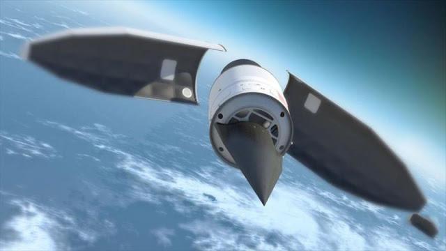 Rusia lanzará misil Avangard capaz de alcanzar EEUU en 15 minutos
