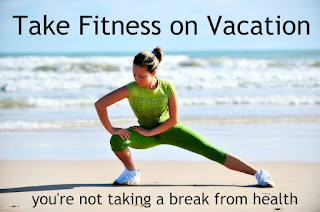 The Best Fitness Solution on vacation