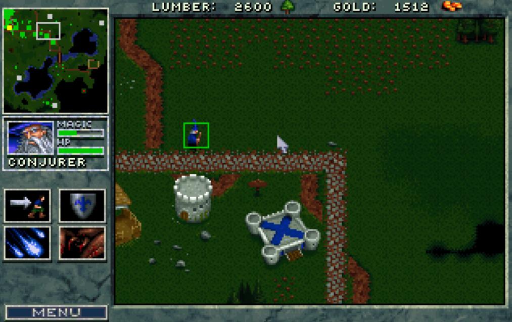 The Best Games Ever Warcraft 1 Screenshots Walkthrough