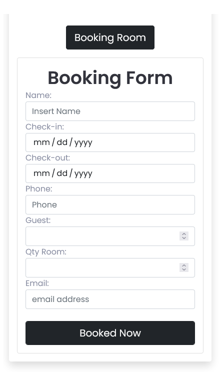 aplikasi android website hotel reservasi online
