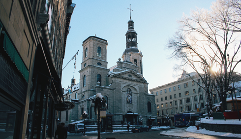 Old Quebec City Christmas