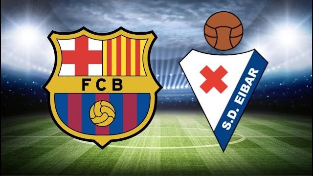 Assistir Eibar x Barcelona Ao Vivo Hoje em HD