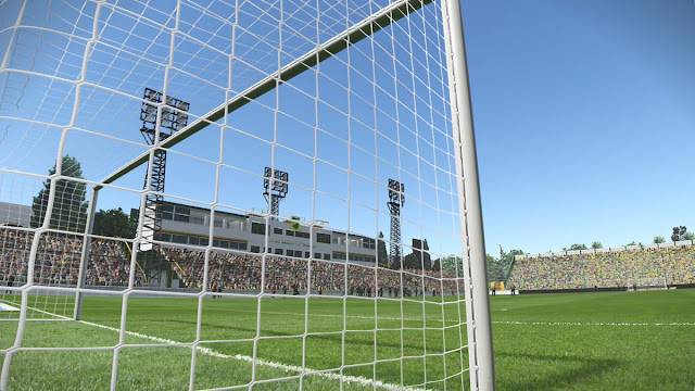 "PES 2019 Estadio Norberto ""Tito"" Tomaghello by Damisei and The_Pelado"