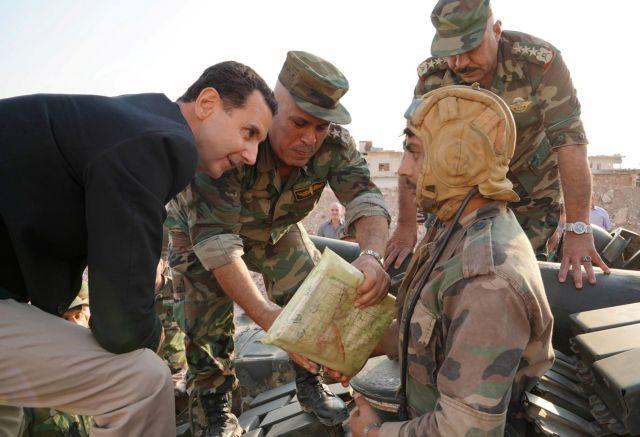 Ο Άσαντ δεν πείθεται πως ο Μπαγκντάντι είναι νεκρός