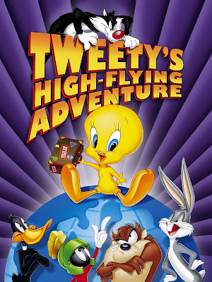 Tweety's High-Flying Adventure (2000) Dual Audio Hindi 720p WEBRip ESubs Download