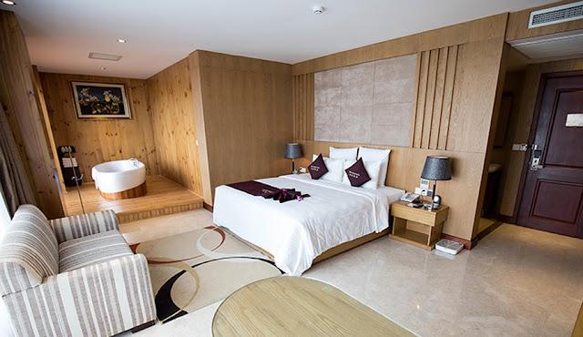 Thiết kế khách sạn 4 sao- Edenstar Saigon