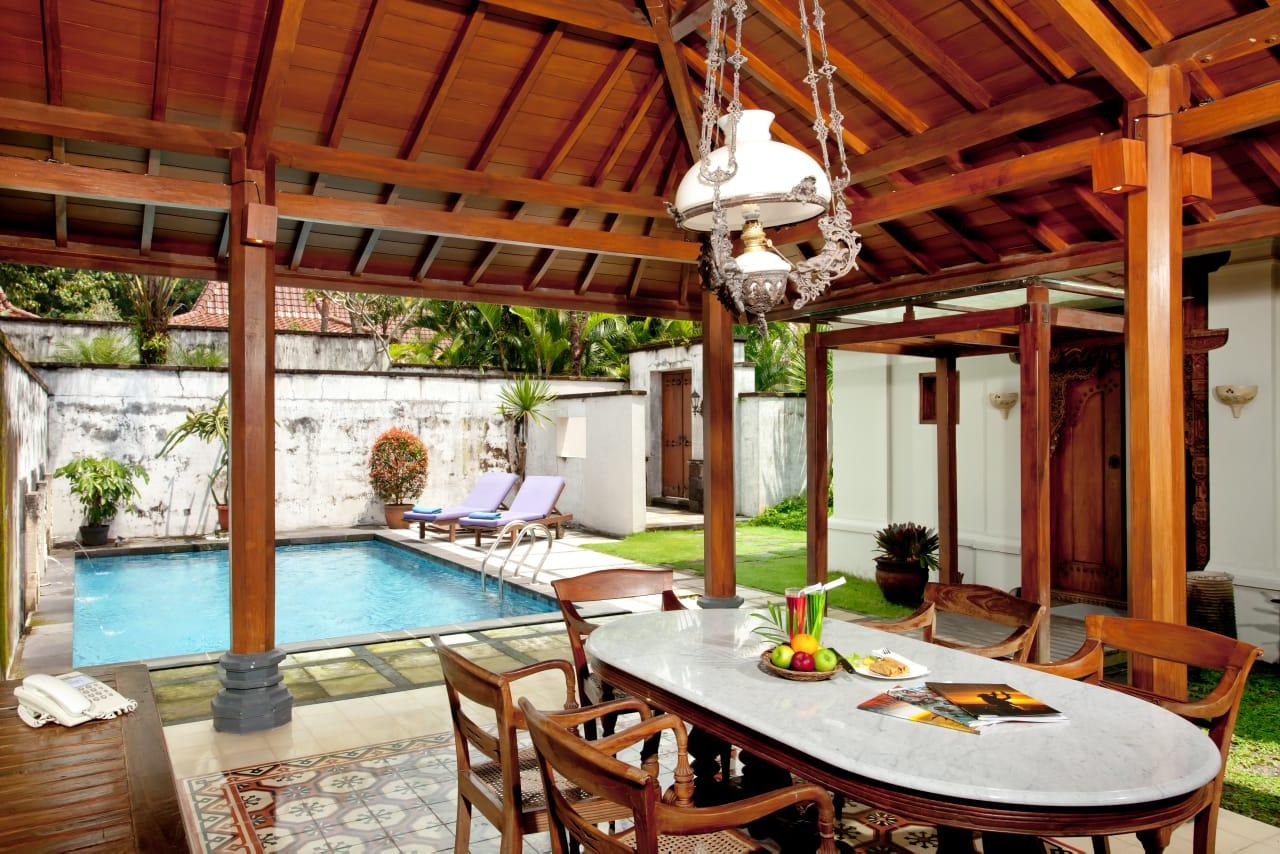 review villa di daerah Cangkringan Jogja