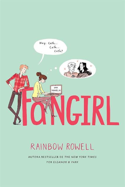 Fangirl | Rainbow Rowell