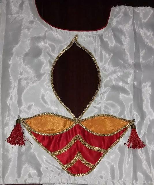 Blouse Design For Diwali, Special Blouse Design For Diwali