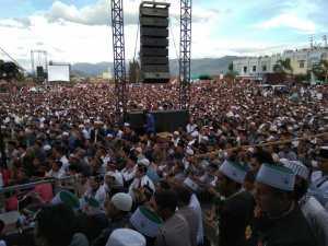 Tabligh Akbar Ustadz Abdul Somad di Tanah Gayo Bener Meriah dihadiri oleh ribuan lapisa masyarakat di Gayo