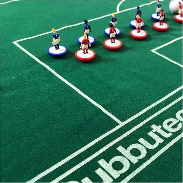 Subbuteo ένα από τα αγαπημένα μας επιτραπέζια παιχνίδια ποδοσφαίρου
