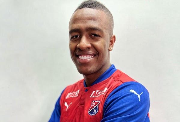 Oficial: Independiente Medellín, firma Londoño