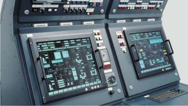 El sistema de control de la plataforma
